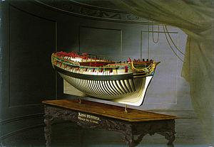 HMS Kingfisher 1770 bow.jpg