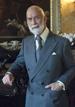 Prince Michael of Kent - Prince Michael of Kent in 2014