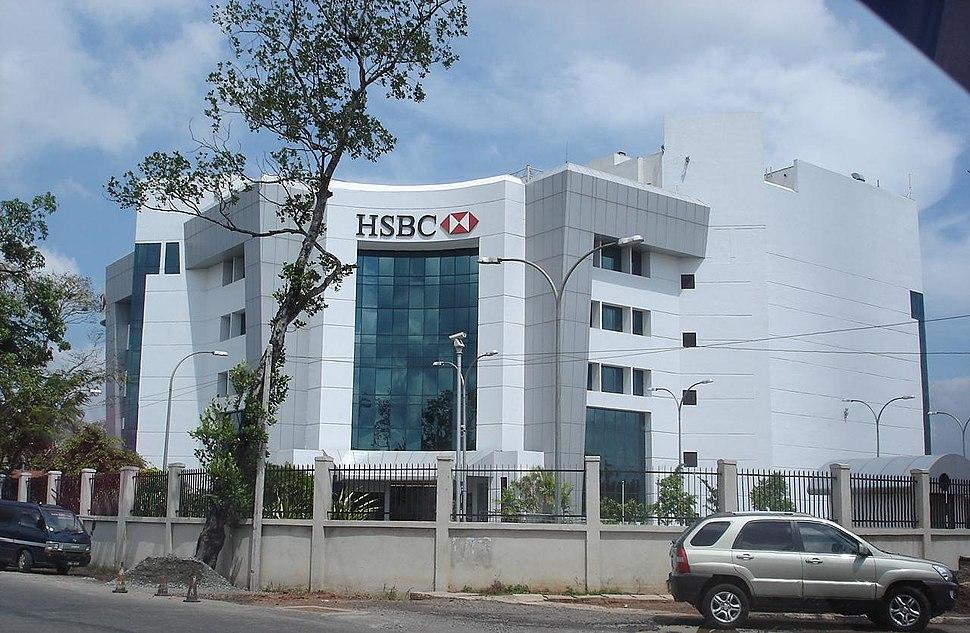 HSBC Group Service Center, Rajagiriya
