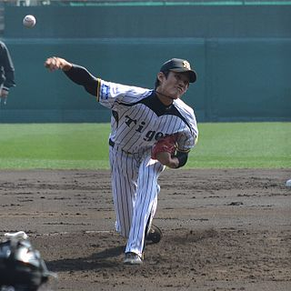 Shintaro Fujinami Japanese baseball player