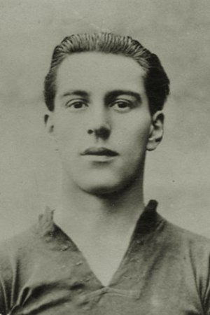 Harry Anstiss - Anstiss while with Millwall in 1922.