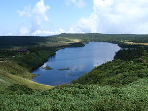 Mount Hachimantai - Image: Hachimann numa 2008