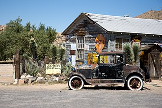 Hackberry, Arizona - Hackberry General Store