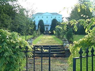 Hadzor village in the United Kingdom
