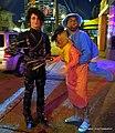 Halloween 2012 in Dallas, TX, on the Strip. (8147219815).jpg