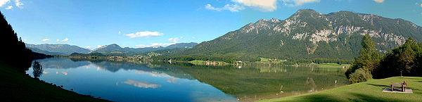 Hallstättersee, Austria