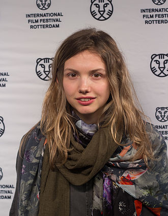 Hannah Murray - Murray at the Bridgend premiere, 2015