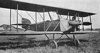 Hanriot HD.14 - Hanriot H.410 E.P.2 photo from L'Aéronautique June,1928