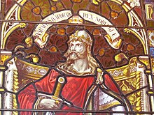 Harald Hardrada window in Kirkwall Cathedral geograph 2068881.jpg