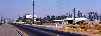 Fountain Valley, California - Harbor Blvd at Heil Ave, 1960s