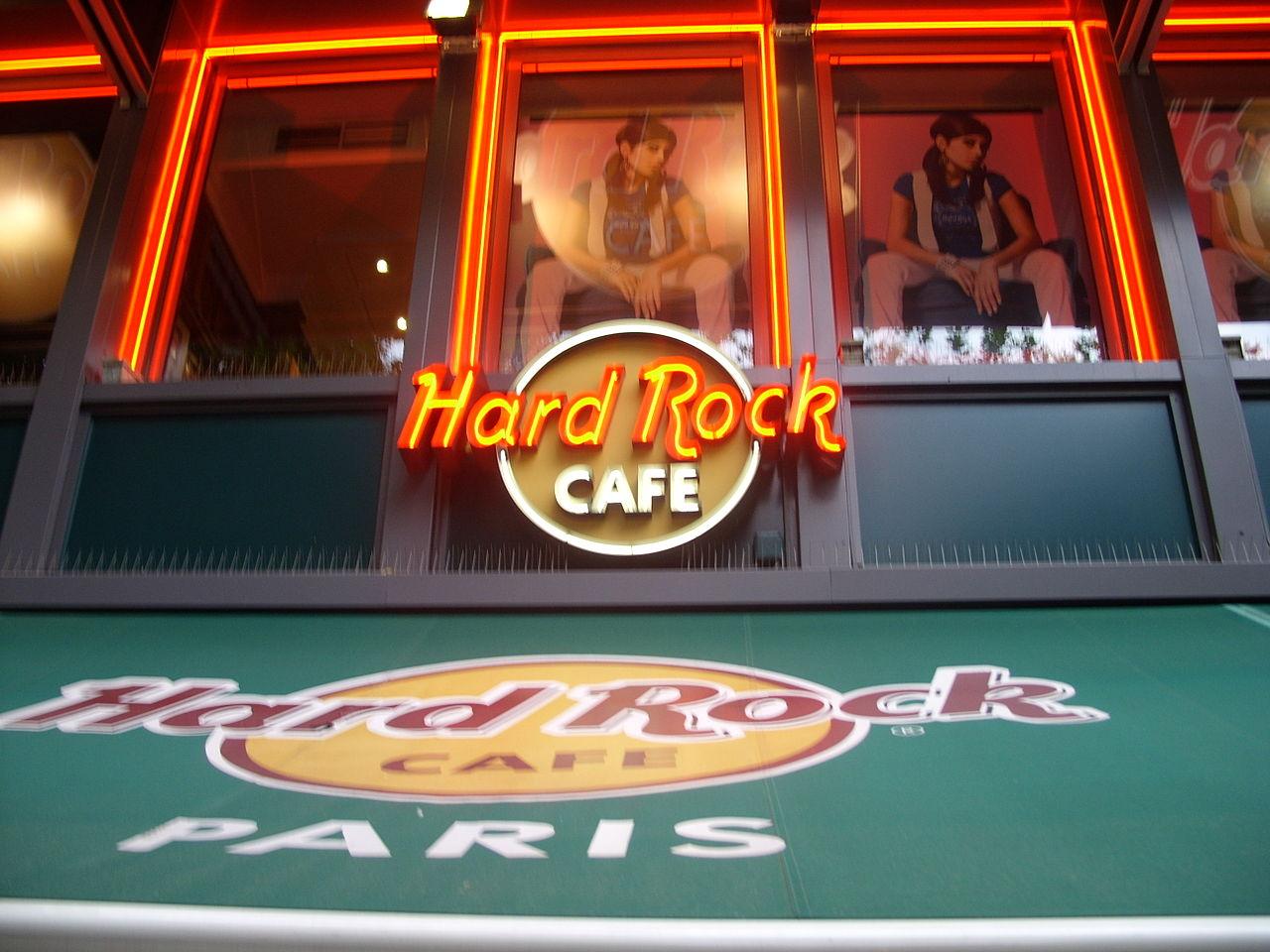 Hard Rock Cafe Bilbao