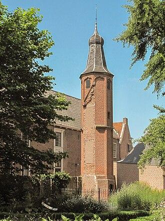 University of Harderwijk - Harderwijk, tower: het Linnaeustorentje