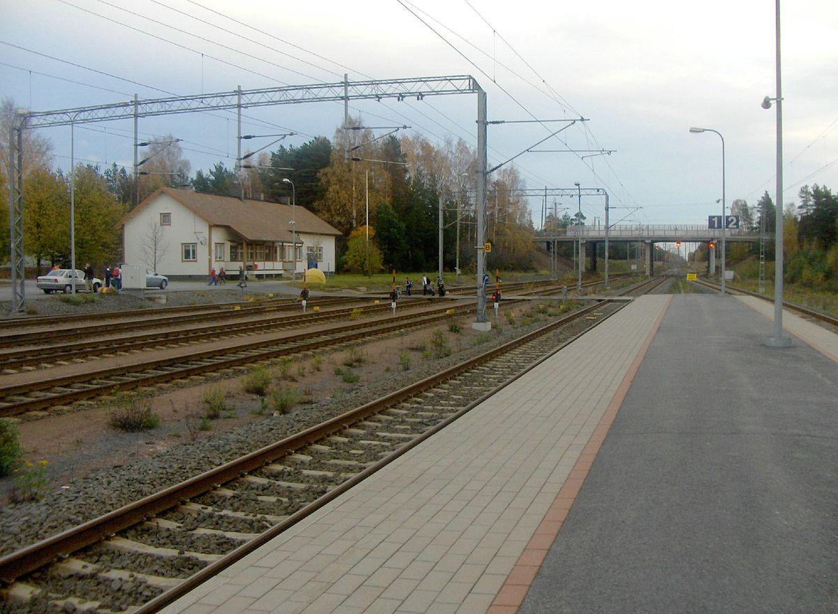 Pori Tampere Juna