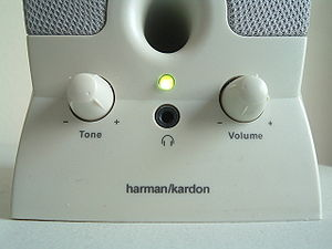 Harman Kardon - A Harman Kardon PC speaker