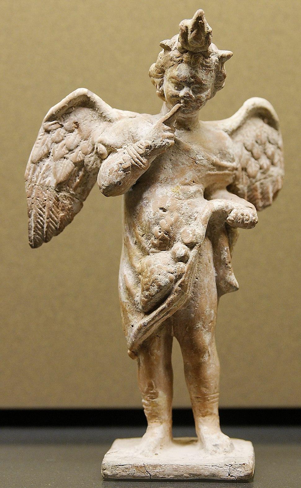 Harpocratic Eros Louvre Myr805