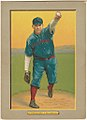 Harry Coveleski, Cincinnati Reds, baseball card portrait LCCN2007685618.jpg