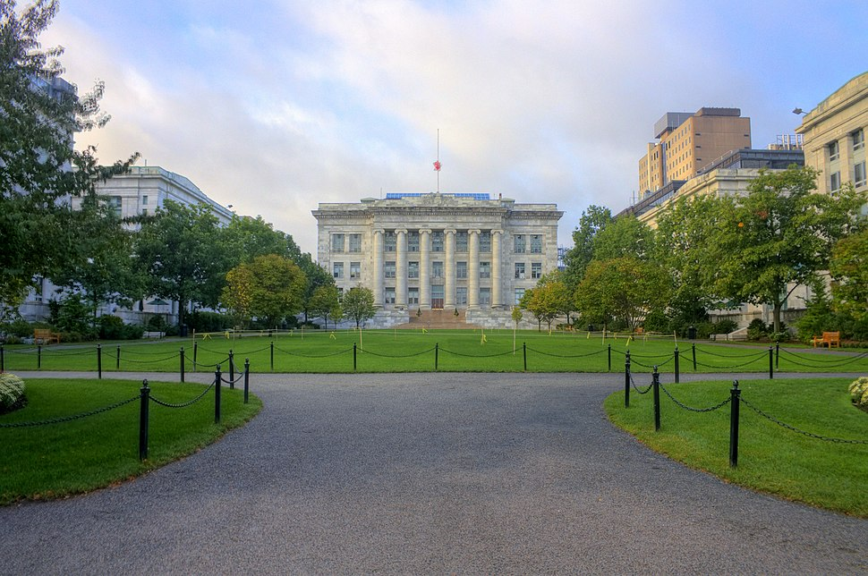 Harvard Medical School HDR