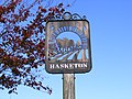Hasketon Village Sign - geograph.org.uk - 1026219.jpg