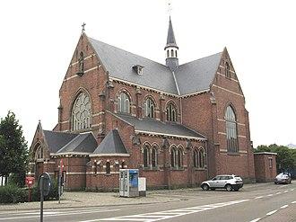 Kiewit - Kiewit's parish church.