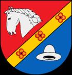 Wappen der Gemeinde Hattstedt