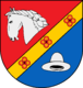 Coat of arms of Hattstedt Hatsted / Haatst