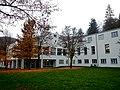 Haus auf der Alb, 1929-1930 Kaufmannserholungsheim im Stil der klassischen Moderne, 1945 bis 1950 unter französischer Besatzung Ferienkolonie für Kinder aus Frankreich, ab 1992 Tagungsstätte der Landeszentrale für p - panoramio (1).jpg