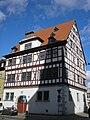 Haus zum grünen Sittich und gekrönten Hecht Erfurt.JPG