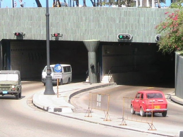 Havana Harbor Tunnel