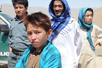 Demographics of Afghanistan - Hazaras in Daykundi Province