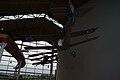HeadToHead Nieuport 11 Fokker Dr.I wide EASM 4Feb2010 (14412636938).jpg