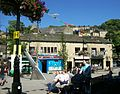 Hebden Bridge, St George's Square.JPG