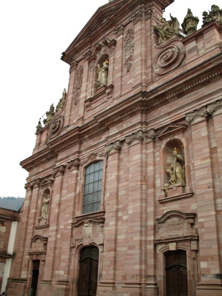 Catholic Jesuitenkirche