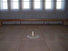 Meditationsbereich In Der Krypta Der Kirche