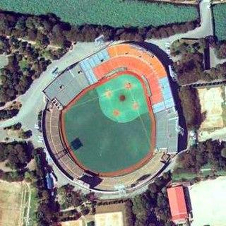 Heiwadai Stadium Former baseball park in Fukuoka, Fukuoka Prefecture, Japan