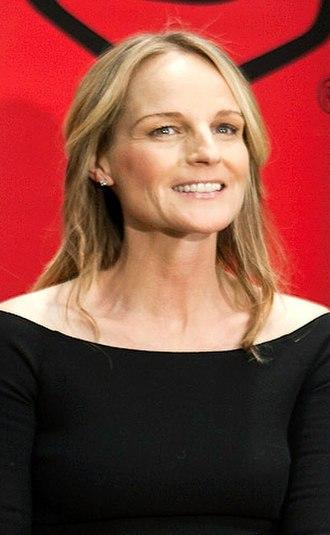 Helen Hunt - Hunt in 2011