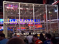 Hell in a Cell Used For The Undertaker vs Triple H at Wrestlemania 28 2014-07-19 17-43.jpg