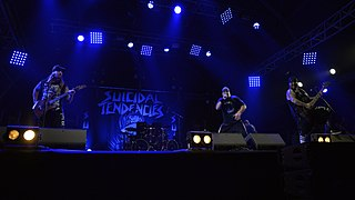 Suicidal Tendencies American crossover thrash band