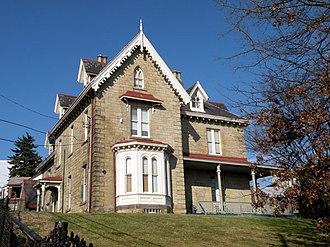 Henderson–Metz House - Image: Henderson Metz House