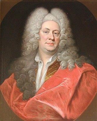 Hendrick Krock - Hendrick Krock portrayed by J.S. Wahl in the early 1700s
