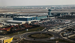 Henri Coandă International Airport, March 2013.jpg