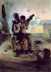 Henry Ossawa Tanner: The Banjo Lesson