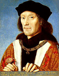 anonymous: King Henry VII