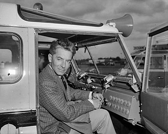 Herbert von Karajan - Karajan in Schiphol, 1963