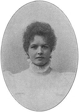 Hermine Rudolphine Marie Scheffer - Onze Tooneelspelers (1899)