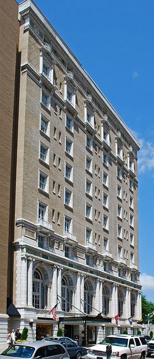 Hermitage Hotel - Image: Hermitage Hotel Nashville