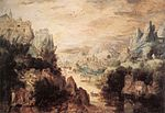 Herri met de Bles - Landscape with Christ and the Men of Emmaus - WGA02264.jpg