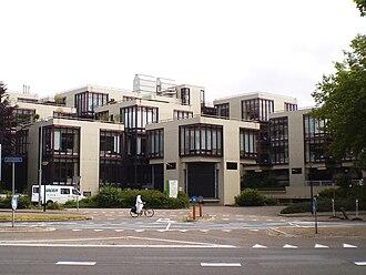 Herman Hertzberger - Centraal Beheer office building, participation inside, Apeldoorn 1972