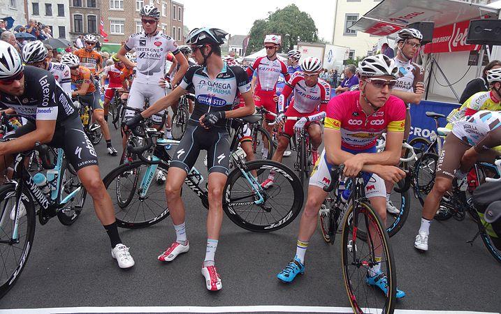 Herve - Tour de Wallonie, étape 4, 29 juillet 2014, départ (D03).JPG
