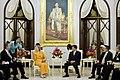 Hillary Clinton เข้าพบนายกรัฐมนตรี - Flickr - Abhisit Vejjajiva.jpg