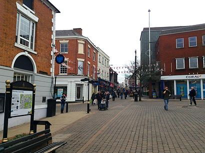 How To Get To Hinckley In Hinckley And Bosworth By Bus Or